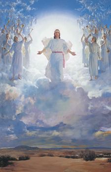 'The Second Coming' by Harry Anderson