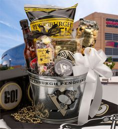 Already love Basket of Pittsburgh products... love them even more when they're sports related :-)