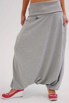 extreme harem pants: just wear a skirt???