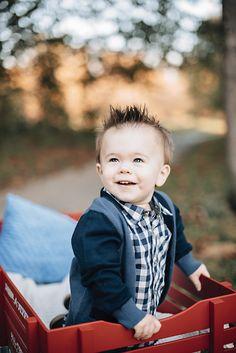 Fall family portraits | Carroll County, MD Family Photographer | Naturally Vivid Photography