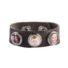 Foto chuncks armband met je mooiste foto's