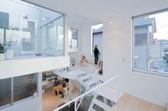 House in Chayagasaka - Tetsuo Kondo Architects | Aichi, Japan
