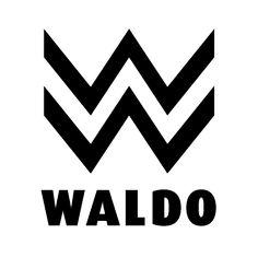 """Corporate Design: Erscheinungsbild für das Label """"Waldo"""" (Logodesign, Visitenkarten)   Lockedesign 2014"""
