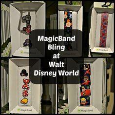 MagicBand Bling at Walt Disney World - Babble