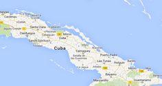 Cuba, Caribbean | WestJet Vacations Cienfuegos, Trinidad, Cuba, Caribbean, Vacations, Map, World, Travel, Holidays