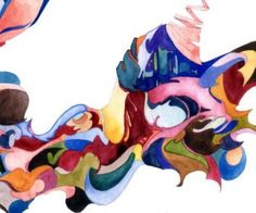 abstract nujabes HD Wallpaper