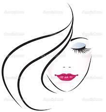 visage femme vectoriel - Recherche Google
