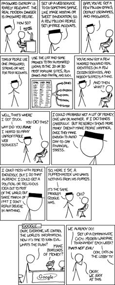 Another great comic from XKCD!