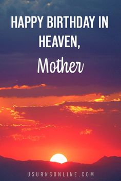 Happy heavenly birthday wishes for your mother - read 10  beautiful messages to your loved one Wishing Someone Happy Birthday, Happy Heavenly Birthday, Grief Loss, Losing A Loved One, Sympathy Gifts, Wishes For You, Memorial Gifts, Special Person, Birthday Wishes