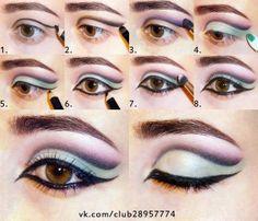 pretty eyeshadow tutorial