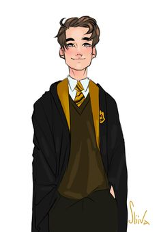 Cedric Diggory for a reason