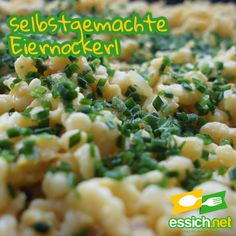 Eiernockerl Food, Dinner Ideas, Egg, Kochen, Food Food, Food Recipes, Meal, Essen, Hoods