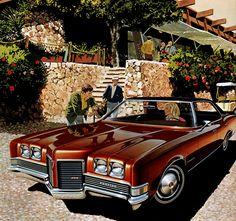 1971 Pontiac Catalina Brougham 4-Door Hardtop: Art Fitzpatrick and Van Kaufman