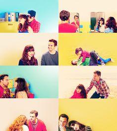Nick x Jess