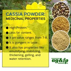 The #CassiaPowder is utilized in diverse industries due to medicinal and other favourable properties. The awareness about its health benefits among consumers and producers has developed its usage and demand. #CassiaGumPowder, #CassiaPowderManufacturer, #AmbaGums