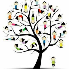 Del árbol del equilibrio