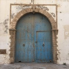 Essaouira, Marocco. A picture taken on holiday in February