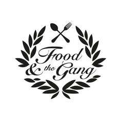 Food & the Gang logo by L_st