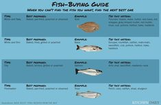 A guide to fish varieties. This will definitely come in handy! A guide to fish varieties. This will definitely come in handy! A guide to fish varieties. This will definitely come in handy! Red Mullet, Fish Varieties, Red Snapper, Types Of Fish, Cooking 101, Eat To Live, Halibut, Fish Dishes, Pisces