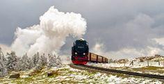 Der Hogwarts Express? | 14 Orte, die Du nicht in Deutschland erwartet hättest