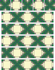 Triple Irish Chain Quilt Good Cutting Piecing And Assembly Diagrams Triple Irish Chain Quilt Patterns Irish Quilts Patterns Simple Celtic Quilt Patterns Quilting Templates, Quilt Block Patterns, Quilting Tutorials, Quilting Designs, Quilting Ideas, Quilt Blocks, Embroidery Designs, Applique Designs, Irish Chain Quilt