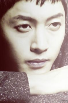 Kim Hyun Joong 김현중 ♡ black & white ♡ deep eyes ♡ Kpop ♡ Kdrama ❤