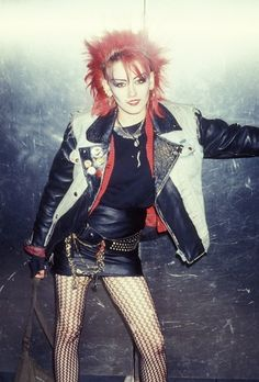 80s punk girl dancing - Google Search