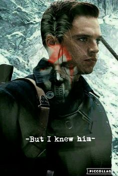 -but I knew him- James Buchanan(Bucky) barnes// the winter soldier