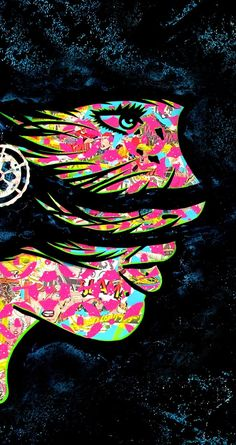 Free iPhone Wallpapers From PaperMonster Graffiti Wallpaper Iphone, Hipster Phone Wallpaper, Walpaper Iphone, Pink Wallpaper Iphone, Galaxy Wallpaper, Iphone Wallpapers, Stencil Graffiti, Graffiti Murals, Mural Art