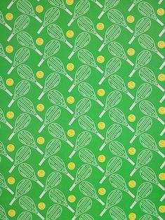 Tennis Wallpaper, Green Wallpaper, Kids Wallpaper, Wallpaper Direct, Design Living Room Wallpaper, Eclectic Wallpaper, Bedroom Wallpaper, Beach Tennis, Tennis Party