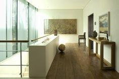 wood main material in modern residence by Aidlin Darling