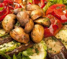 Grillowane warzywa - Przepisy - Magda Gessler - Smaki Życia
