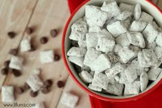 Puppy Chow Recipe #puppychow