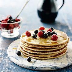 Yoghurt+Pancakes - from Lakeland