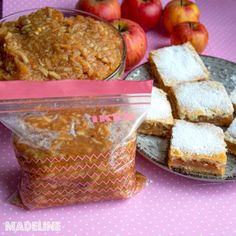 Mere rase congelate pentru placinta / Freezer apple pie filling - Madeline.ro Kitchenaid, Apple Pie, Cornbread, Freezer, Goodies, Ethnic Recipes, Food, Millet Bread, Sweet Like Candy