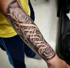 19 Best Forearm Name Tattoos For Men Images Names Tattoos For Men
