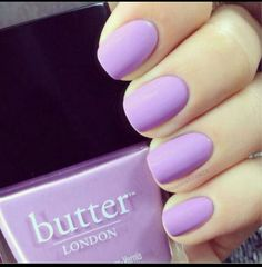 Beautiful Spring and Summer nail color! Perfect for a casual day on the town!