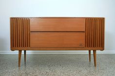 Vintage Grundig Majestic Stereo Console  Mid by RetroTherapyRehab