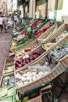 10-26 Bandol, France - August 18, 2014: Shop of fruits and... #bandol: 10-26 Bandol, France - August 18, 2014: Shop of fruits and… #bandol