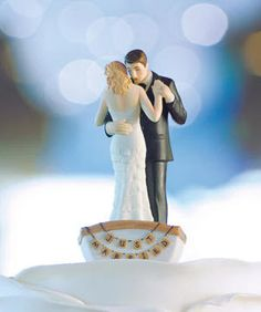 Wedding Cake Topper, Cake Topper from Unique Bridal Supplies