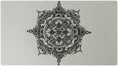 Zentangle Inspired Art #19