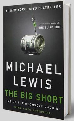 Made last year into a movie, The Big Short covers the group of people whom realized that the American Housing Market was a farce, leading to the collapse of 2007-2008. Discovering how big banks were colluding with the government, these investors were able to make money off the collapse and in 287 pages, you'll realize that not much has changed since that doomsday scenario.