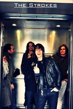 How rude Casablancas