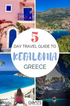Searching for things to do in Kefalonia? Well look no further, from visiting quaint picturesque town Europe Travel Tips, European Travel, Travel Guides, Travel Destinations, Greece Destinations, Travel Deals, Greece Itinerary, Greece Travel, Diy Spa