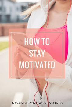 We all have ups and downs in our life. Are you looking for ways to spark up your motivation? Click through to read how you can stay motivated, even when you're feeling low!