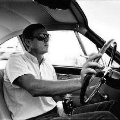 Road trip! Steve McQueen