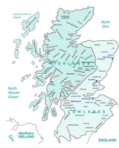 British Aristocracy Names Scotland Map, Scotland History, Scotland Travel, Scottish English, Map Of Britain, Clan Macleod, Orkney Islands, Family Research, Family Roots