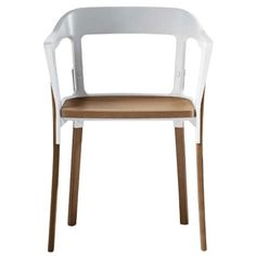 Steelwood Chair by Magis $679