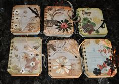 Creations By Christie: 30 Very Special Mini Books