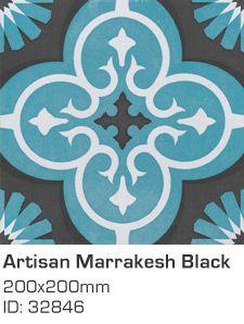 Artisan Marrakesh Beaumont tiles
